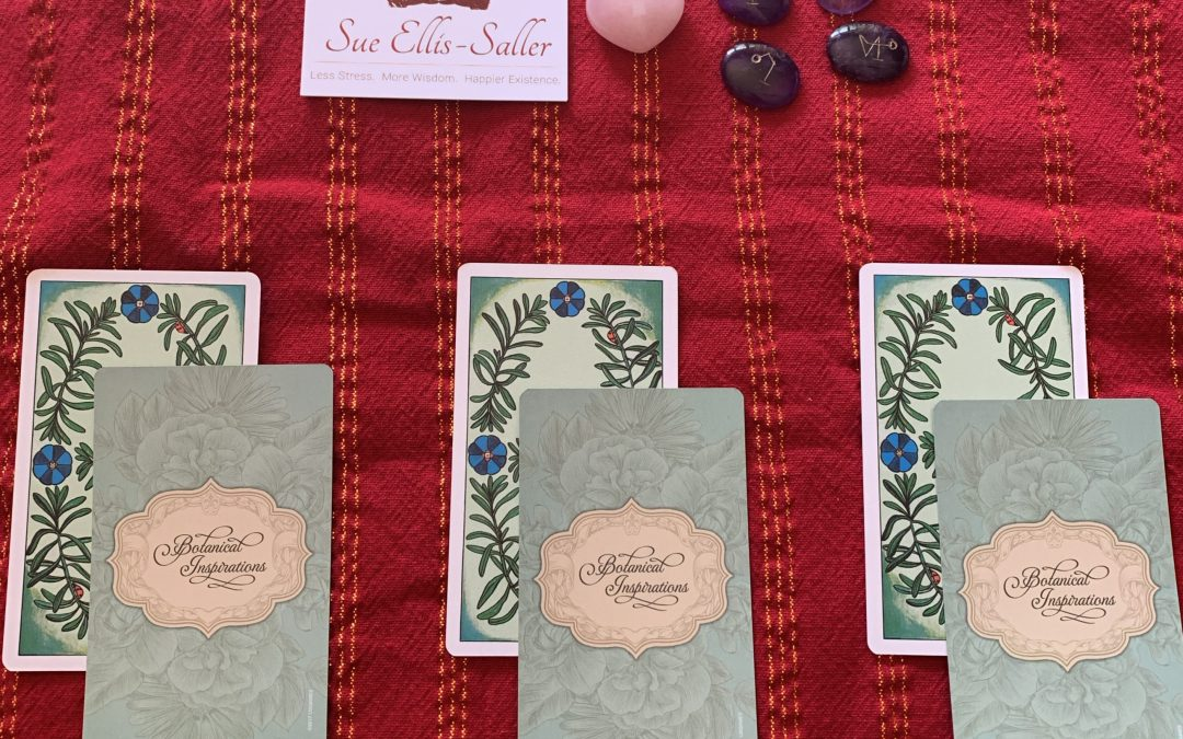 Choose A Pair – Tarot and Oracle Pick For The Week of April 27, 2020