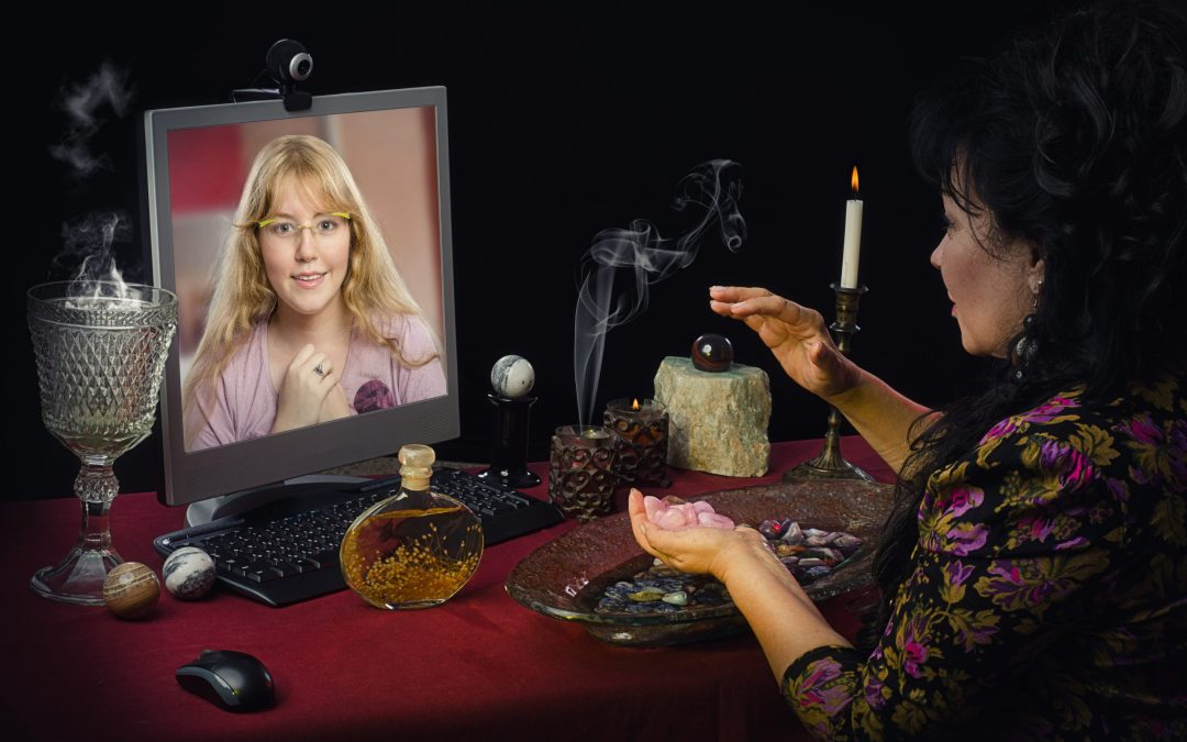4 Reasons You Should Consider An Online Psychic
