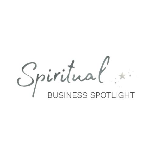 spiritual business spotlight logo