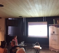 Melbourne SEO Meetup 20 Things You Didn't Know About LinkedIn with Sue Ellson