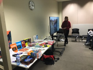 Fitzroy Library Career Development for Over 40's with Sue Ellson