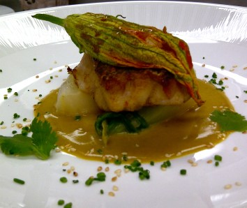Snapper, curry