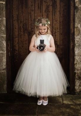 Sue Hill Flower Girl Dress Jemima Dress