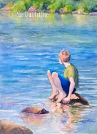 Boy in the River $110