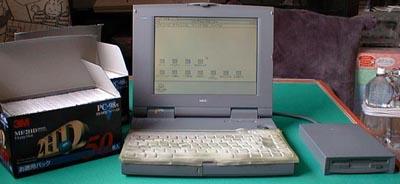 PC-9821Ld/350A