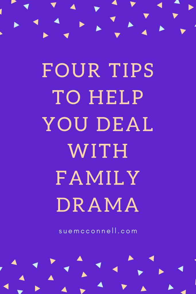 Family is always in your life. This blog will give you tips on how to deal with the drama family brings.