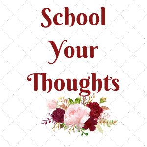 Time blocking will upset your thoughts and you will have to school your thoughts.