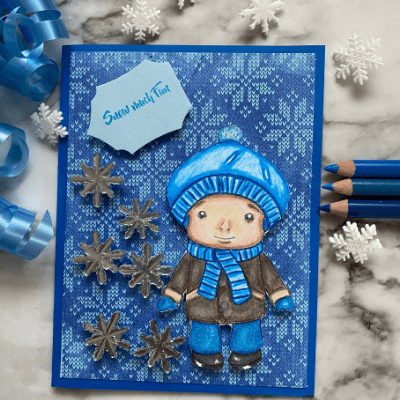 Chase the winter blues away and put your coloring skills to use.
