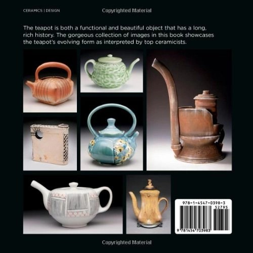 500 teapots volume 2 back cover