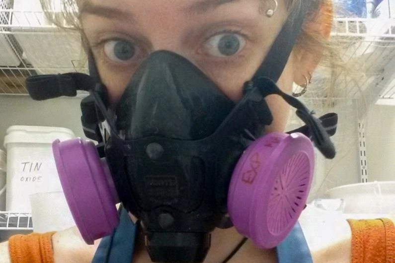 Don't Skimp on Safety in the Glaze Lab