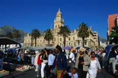City Hall & Grande Parade