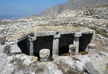 Thira Ruins