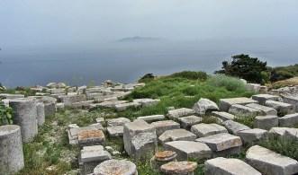 Vista from Thira