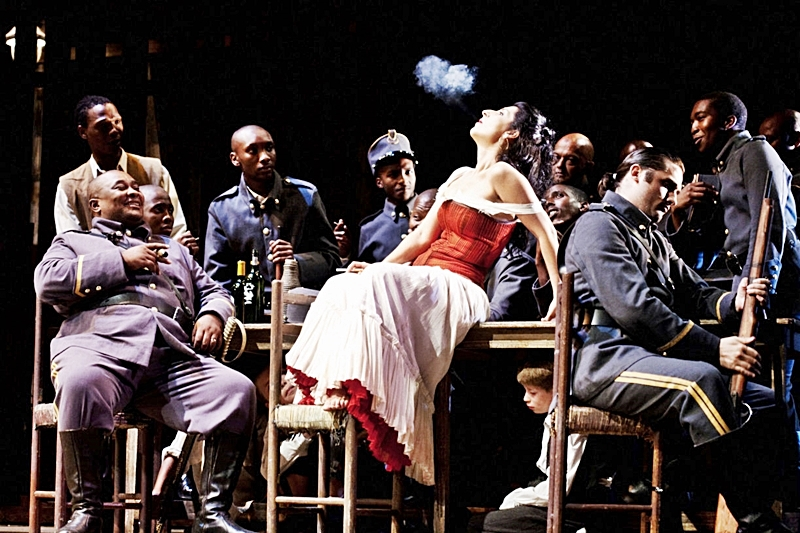 Cape Town Opera's Production of Bizet's Carmen