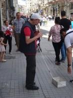 Blind Street Musician