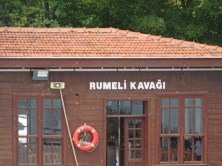 Kavagi Ferry Stop