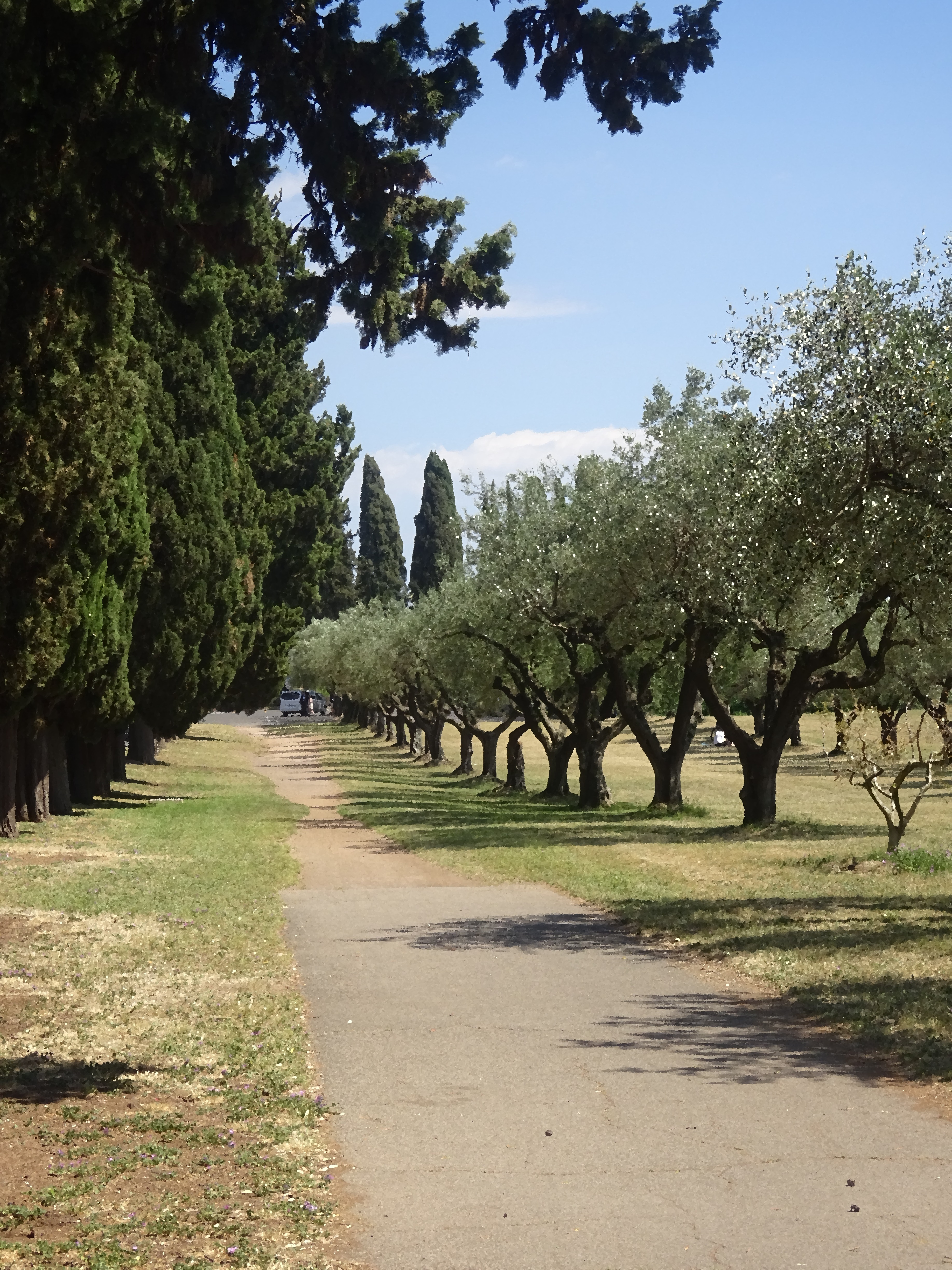 Ancient Rome's Appian Way