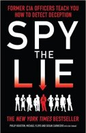spy the lie book