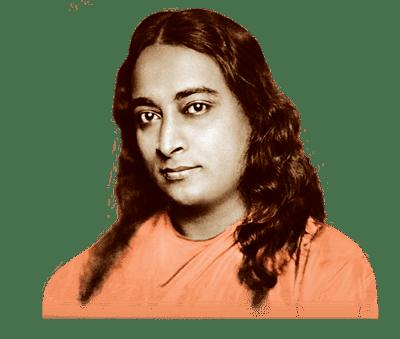 Guruji Paramhansa Yogananda Pictured On The Cover Of Autobiography Of A Yogi