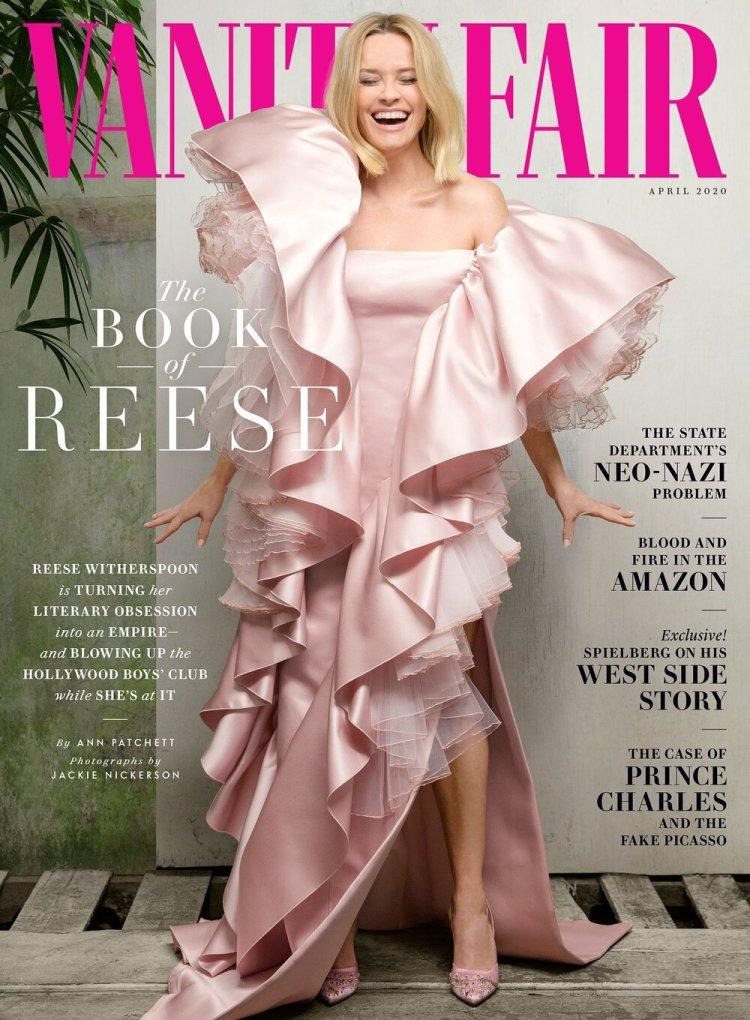 Vanity Fair Cover - April 2020