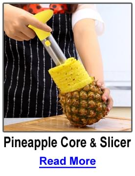 Banner Pineapple Core and Slicer