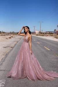 cutest-pink-princess-glitter-glam-gown-engagement-photos-suessmoments