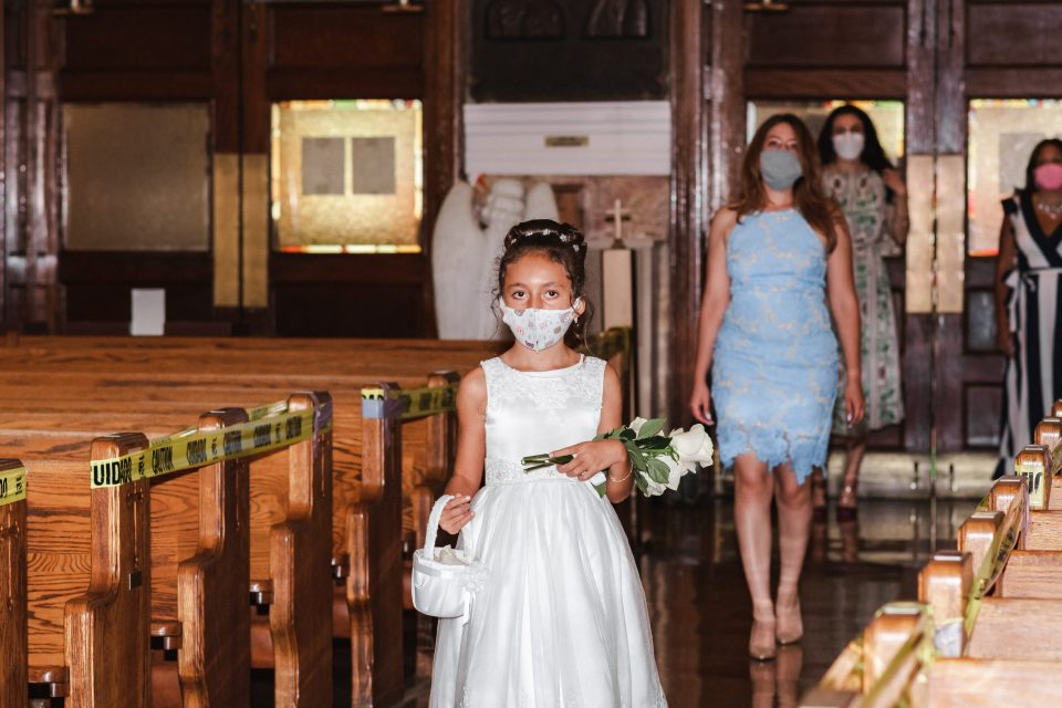 covid-19-masks-on-church-wedding-2020-nyc