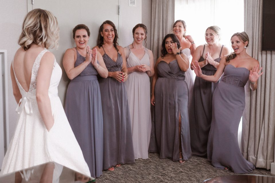 first-look-with-bridal-party-photo-by-suess-moments-photographer