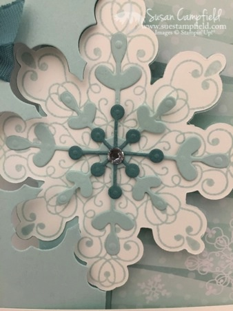Whip-It Wednesday Snowflake Card Thinlits Dies All Is Calm Flip Card2-imp