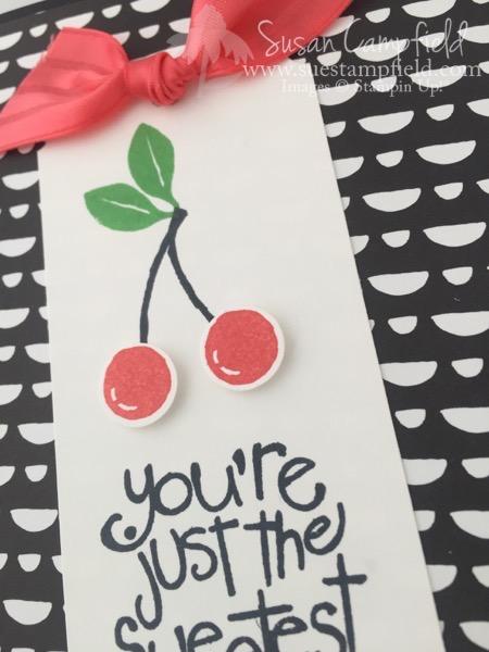 Cherries Apple Of My Eye - 1