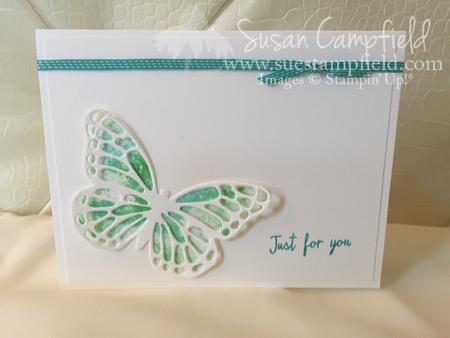 Baby Wipe Technicque Watercolor Wings - 4