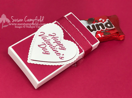Meant To Be Valentine's Day Treat Box - 1