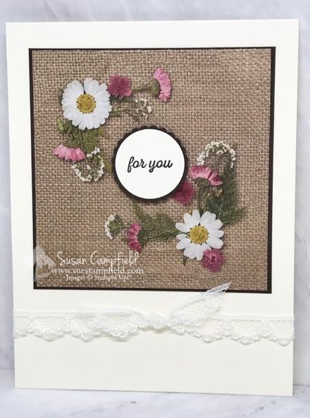 Pressed Petals Cards - 5