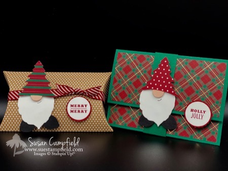 Gnome Gift Card Holder and Treat Box - 1 (1)