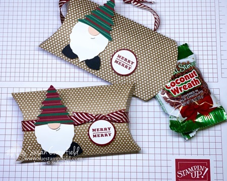 Gnome Gift Card Holder and Treat Box - 12