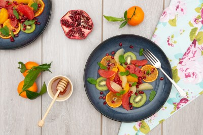 Fresh Fruit Salad - Sue Todd Photography