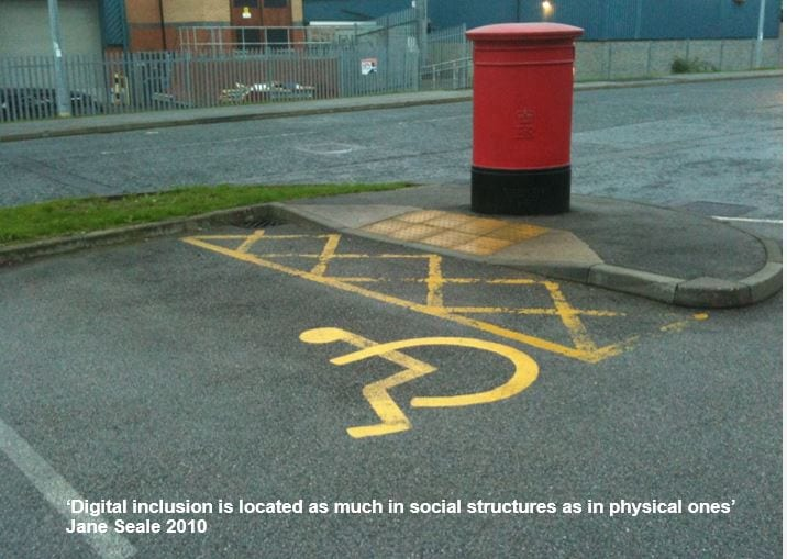 Disability in the built environment