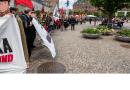 Demonstration för ett nazifritt Lund