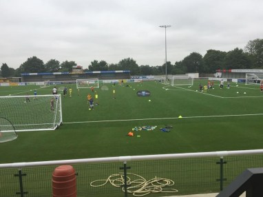 Sutton United 3G Pitch Football School_1001
