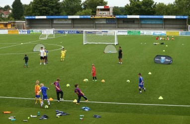 Sutton United 3G Pitch Football School_1002