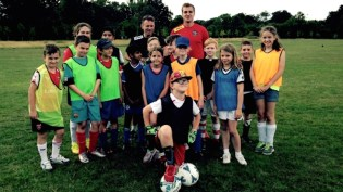 Cheam and Belmont Community Football Week