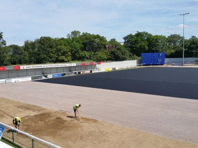 Sutton United 3G Pitch Development_1016
