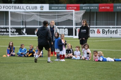 Sutton United Girls Soccer Development_1007
