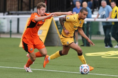 Sutton United First Team in Action6