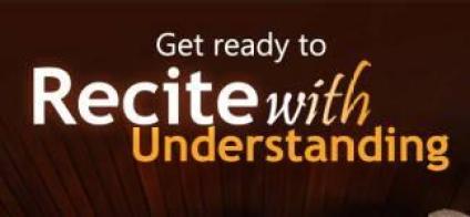 Recite Quran with Understanding