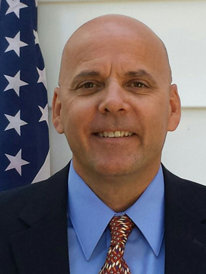 Mayor Ed Markunas