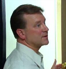 Prosecutor Jeff Wible