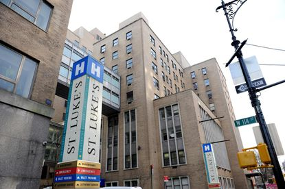 Mount Sinai St. Luke's Hospital in New York City