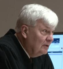 Judge Robert Wilbrandt