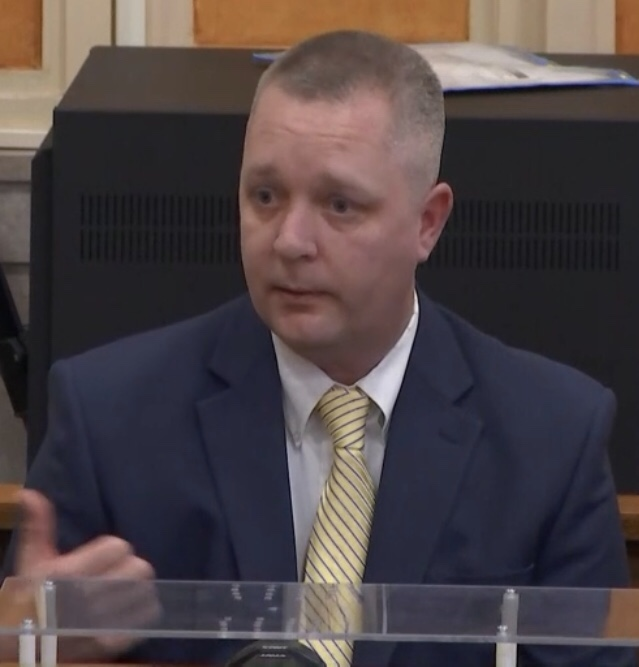 Groves trial: Scioto County Sheriff's Detective Adam Giles